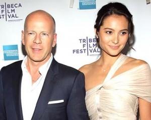 Bruce Willis e Emma Heming se casam no Caribe