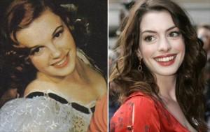 Anne Hathaway será Judy Garland nas telas