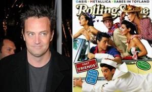 "Matthew Perry quer fazer parte do elenco de ""Lost"""