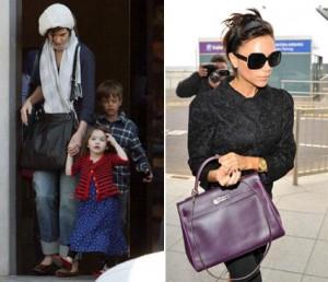 Sogra de Victoria Beckham se nega a ficar com os netos, Romeo, Cruz e Brooklyn.