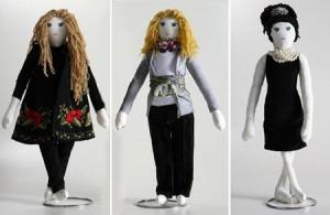 ONG Orientavida aposta em bonecas de mulheres importantes