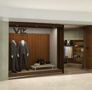José Marton assina o novo conceito visual das lojas da VR Menswear