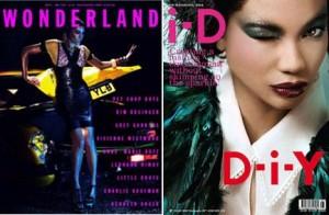 As capas de revistas de moda mais bacanas da temporada
