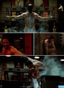 "Trailer de ""X-Men Origens: Wolverine"" mostra Hugh Jackman pelado"