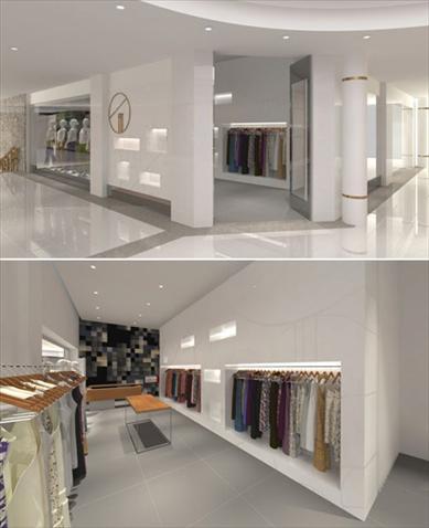 Nova loja FIT: com um pé na arte