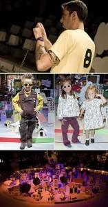 Green arma evento para pais e seus filhos fashionistas em São Paulo