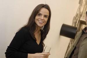 Luciana Brito estreia com força total a frente de sua própria galeria de arte