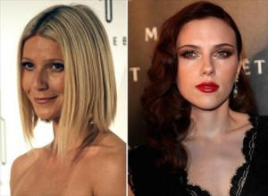 Scarlett Johansson faz dieta e treinamento de Gwyneth Paltrow