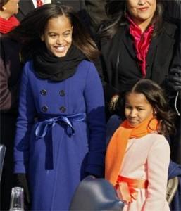 Malia e Sasha Obama devem ganhar um cachorro na Páscoa
