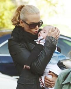 Nicole Kidman diz que filha de oito meses adora Las Vegas