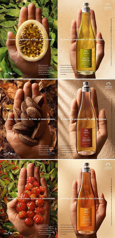 Novos anúncios da Natura. Confira…