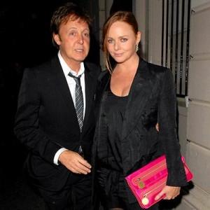 Paul McCartney diz que filha faz sucesso por conta de bons genes