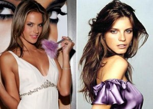 Modelos Alessandra Ambrosio e Jeisa Cheminazzo comemoram aniversário em Los Angeles