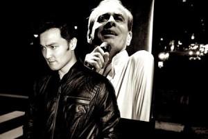 Ney Matogrosso se apresenta junto ao cantor Dan