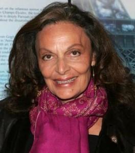 Diane von Furstenberg é assaltada durante passeio em Madri.