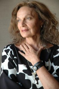 Diane von Furstenberg conta suas novidades para Glamurama