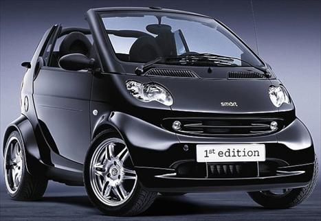 Smart cabriolet: o mais procurado