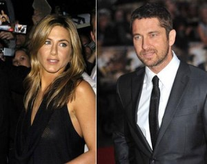 Jennifer Aniston e Gerard Butler juntos