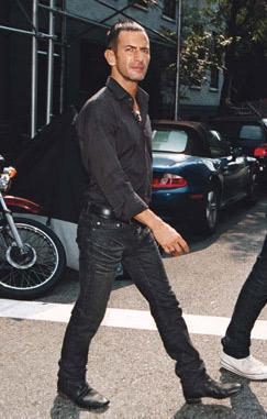 Marc Jacobs: à vontade no Village