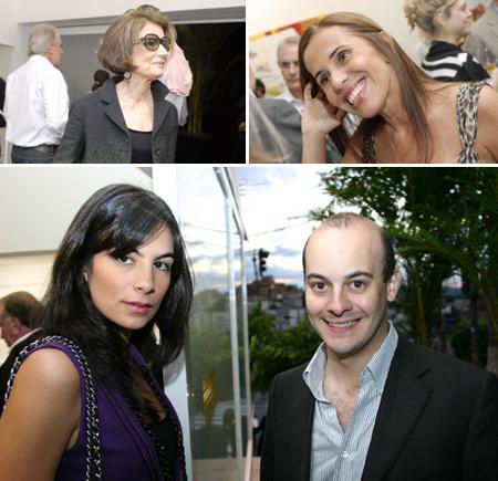 Costanza Pascolato, Bia Aydar e Mariana e Zeco Auriemo: o verdadeiro poder