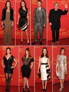 Festa da Cartier leva turma de famosos para a  Cartier Fifth Avenue Mansion, em Nova York