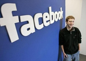 Criador do Facebook vira livro