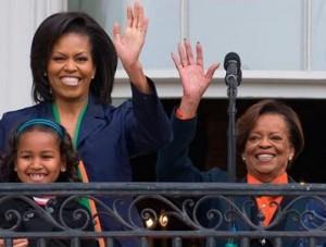 Mãe de Michelle Obama dá o que falar no Hemisfério Norte