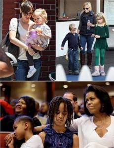 Jennifer Garner é a melhor mãe segundo os norte-americanos