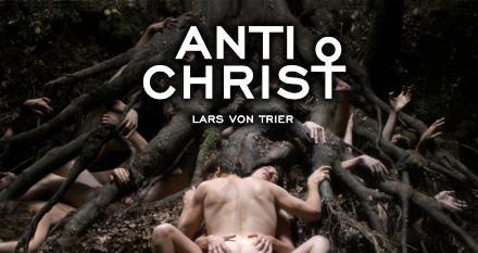 """Material de divulgação do filme """"Anticristo"""": vaias em Cannes"""