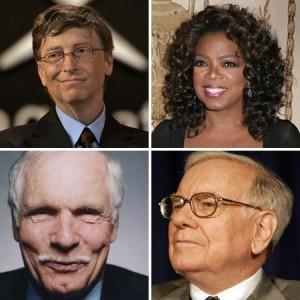 Turma de magnatas americanos se reúne em Nova York