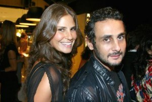 Glamurama tem detalhes do casamento de Sabrina Gasperin e Ara Vartanian
