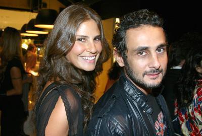 Sabrina Gaperin e Ara Vartanian: casamentão em Trancoso