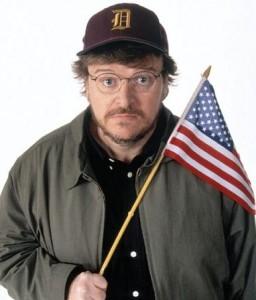 O diretor norte-americano Michael Moore lança livro contando a história da sua vida
