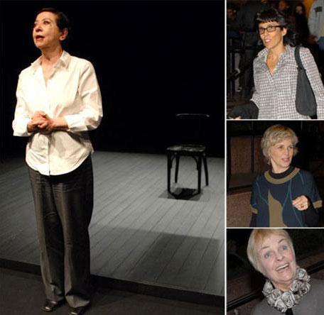 Fernanda Montenegro, Daniela Thomas, Irene Ravache e Karin Rodrigues: universo feminino