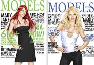 Editora cria revista de moda em quadrinhos