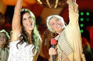 Xuxa confirma presença na festa de aniversário de Ivete Sangalo