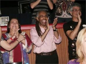 Gilberto Gil fala sobre Preta Gil