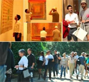 Glamurama flagrou Marc Jacobs, Lorenzo Martone, Naomi Campbell e Vladimir Doronin na Bienal de Veneza