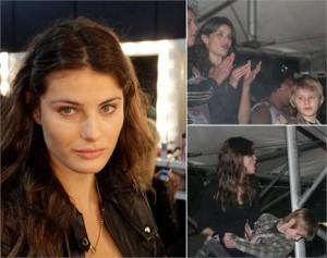 Glamurama acaba de conversar com Isabeli Fontana no backstage da Cantão aqui no Fashion Rio