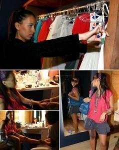 Gloria Kalil faz transformação no lounge Nivea