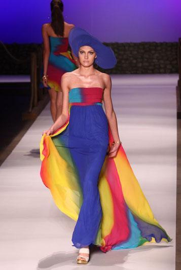 Victor Dzenk: cores fortes