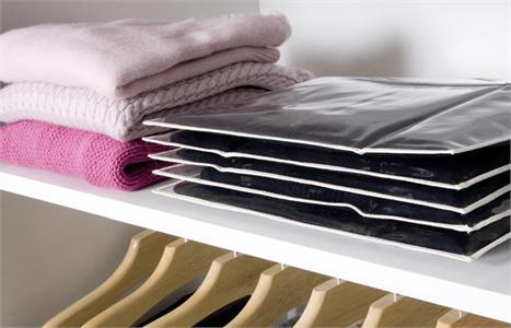 Saiba como organizar o seu armário