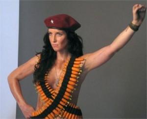 Neta de Che Guevara estrela campanha pelo vegetarianismo