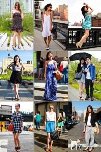 High Line Park é o novo hotspot de gente estilosa em Nova York