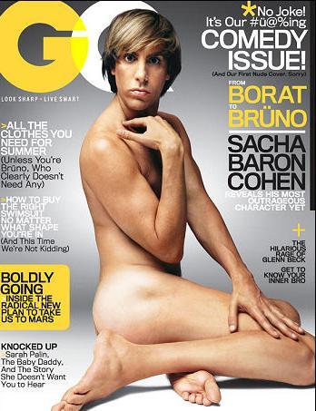 Sacha Baron Cohen: quanto mais reclamam, mais ele gosta