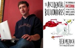 História do Facebook vira livro e filme