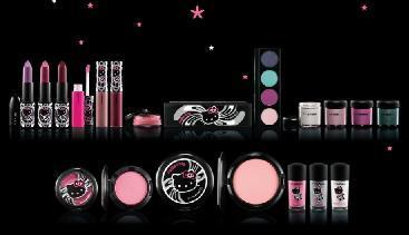 Hello Kitty ganha linha de maquiagens