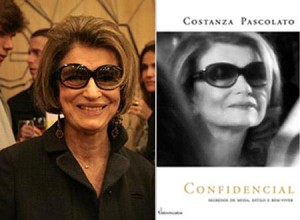 Costanza Pascolato fala sobre seu novo livro