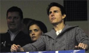 Tom Cruise comemora aniversário na Austrália