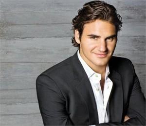 Mulher de Federer quase dá à luz em Wimbledon